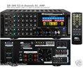 AMP Bmb Dx388 G2 800w Karaoke Amp Key Controller Amplifier