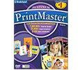 Broderbund PrintMaster Platinum Version 18