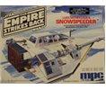 Ertl Star Wars Empire Strikes Back Luke Skywalker's SNOWSPEEDER 122 Kit - 1989 MPC/ERTL Logo