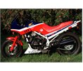 1986 Honda VF 500 F Logo