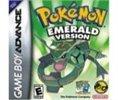 Nintendo Pokemon Emerald for Game Boy Advance Logo