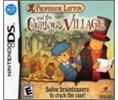 Nintendo Professor Layton & the Curious Village Games for DS Logo