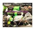 RTO 21.6v Kawasaki 4 Piece Cordless Power Tools Drill Saw Logo