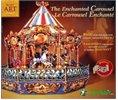 Wrebbit Enchanted Carousel Wrebbit 3-d Jigsaw Puzzle