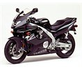 1999 Yamaha YZF 600 R thunder cat